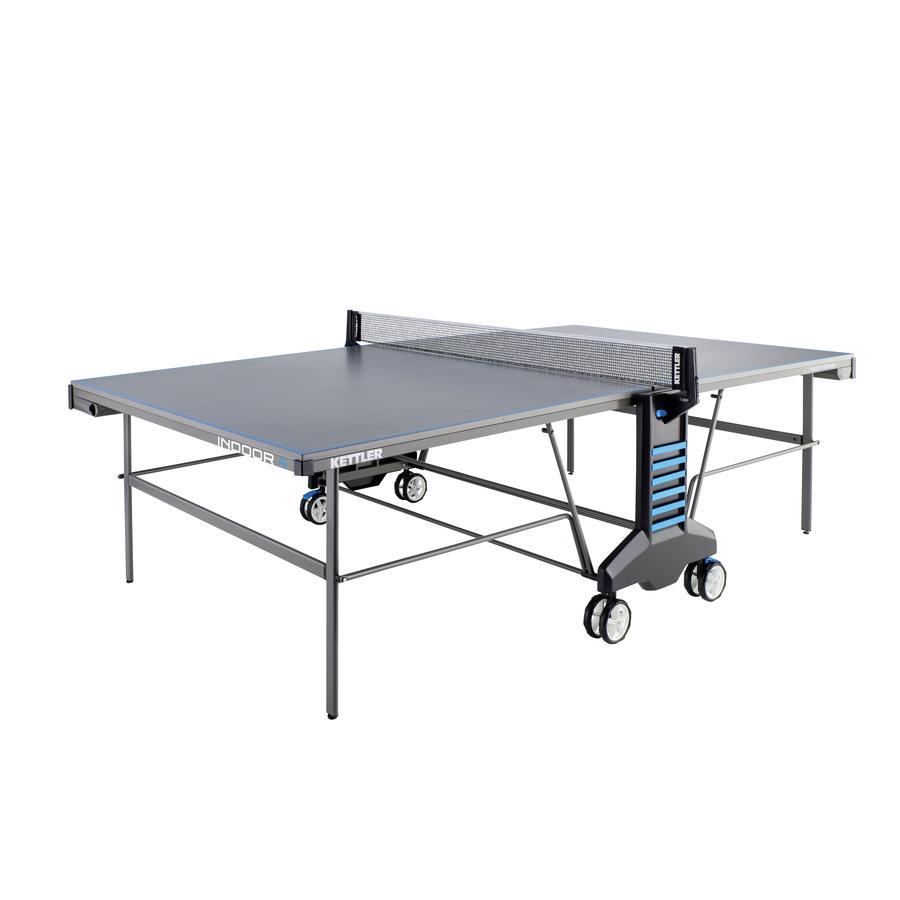 KETTLER Sport Tischtennisplatte INDOOR 4, grau/blau