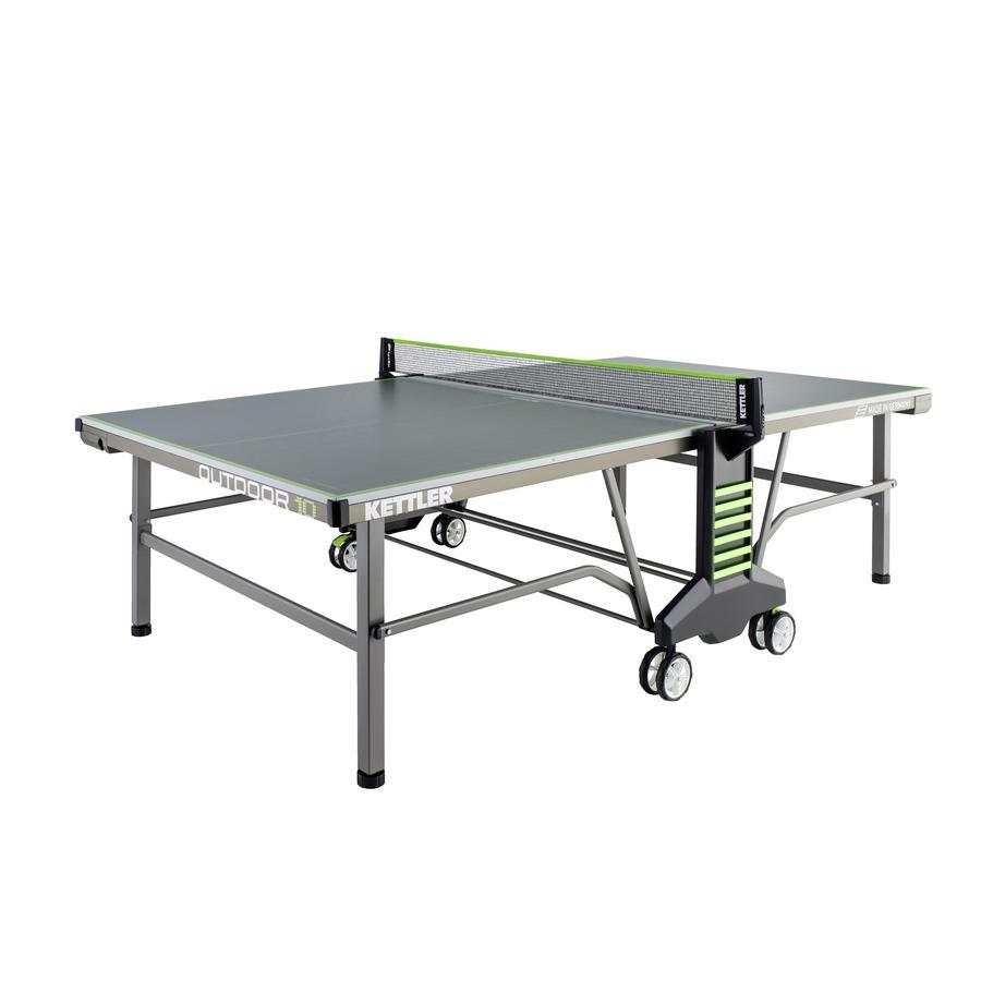 kettler sport tischtennisplatte outdoor 10 umbra gr n. Black Bedroom Furniture Sets. Home Design Ideas
