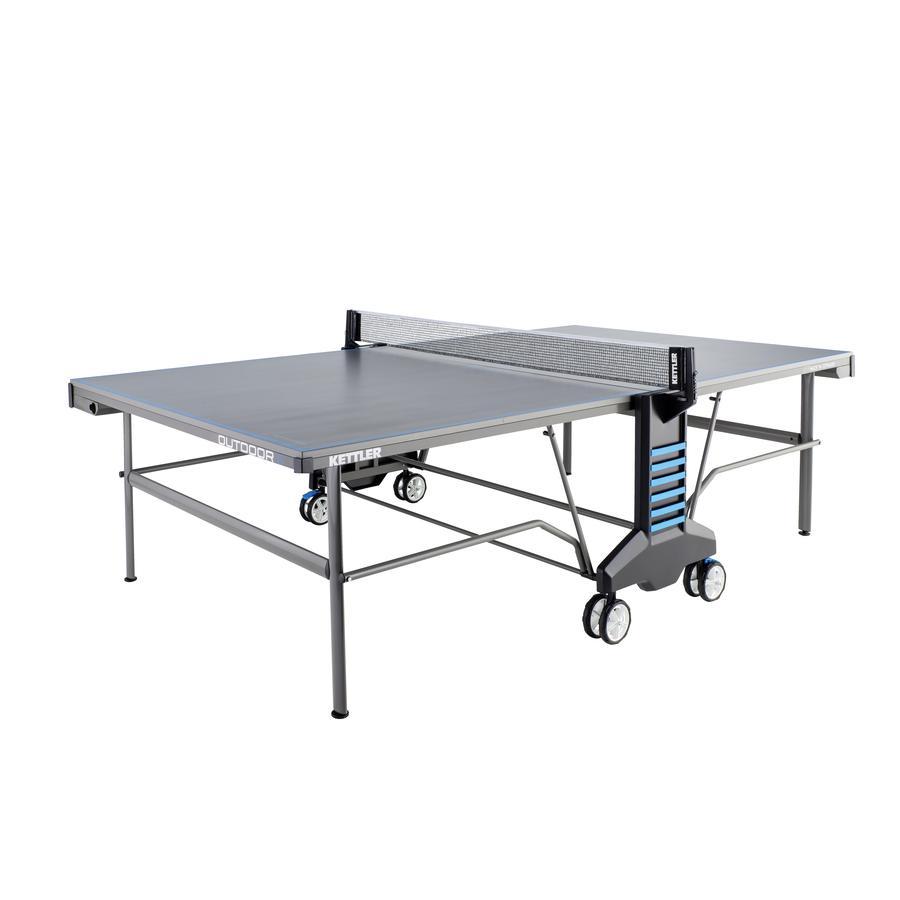 KETTLER Sport Tischtennisplatte OUTDOOR 6, grau/blau -