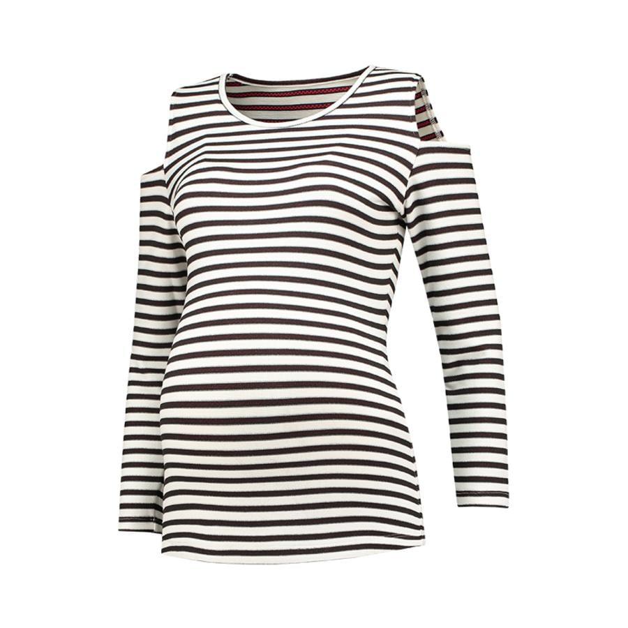 LOVE2WAIT Langarmshirt Striped Pique