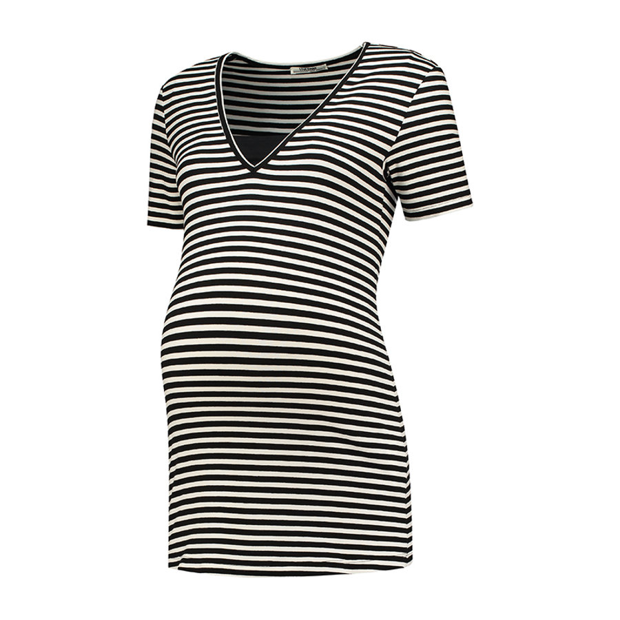 LOVE2WAIT Stillshirt Striped