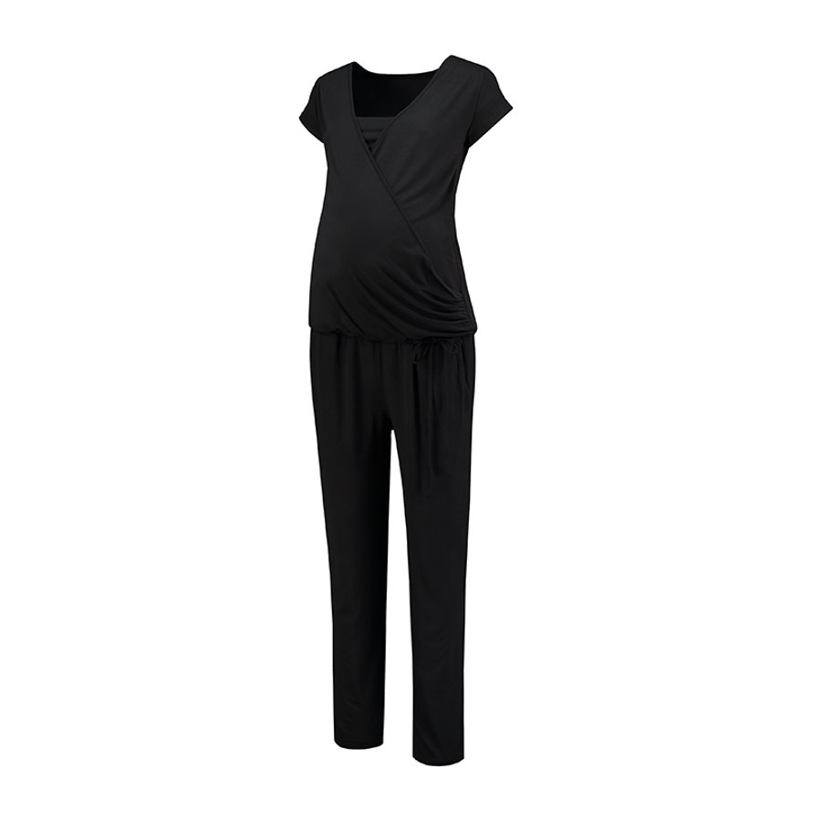 LOVE2WAIT Stilljumpsuit Black