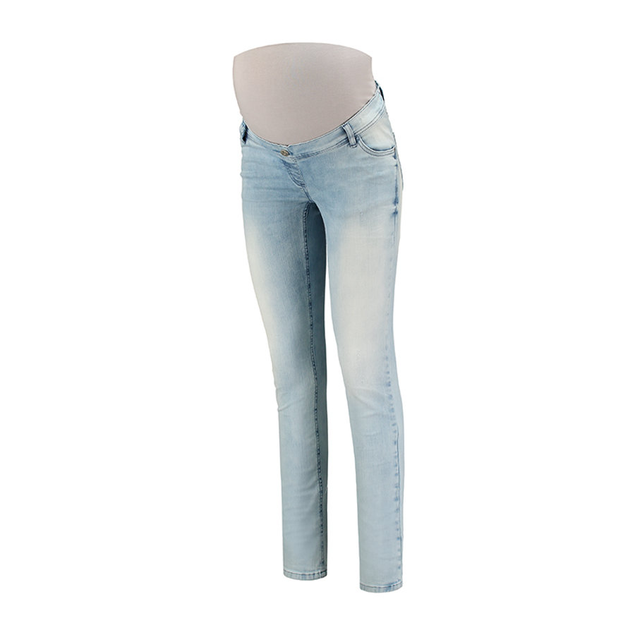 LOVE2WAIT Umstandsjeans Sophia Light Wash