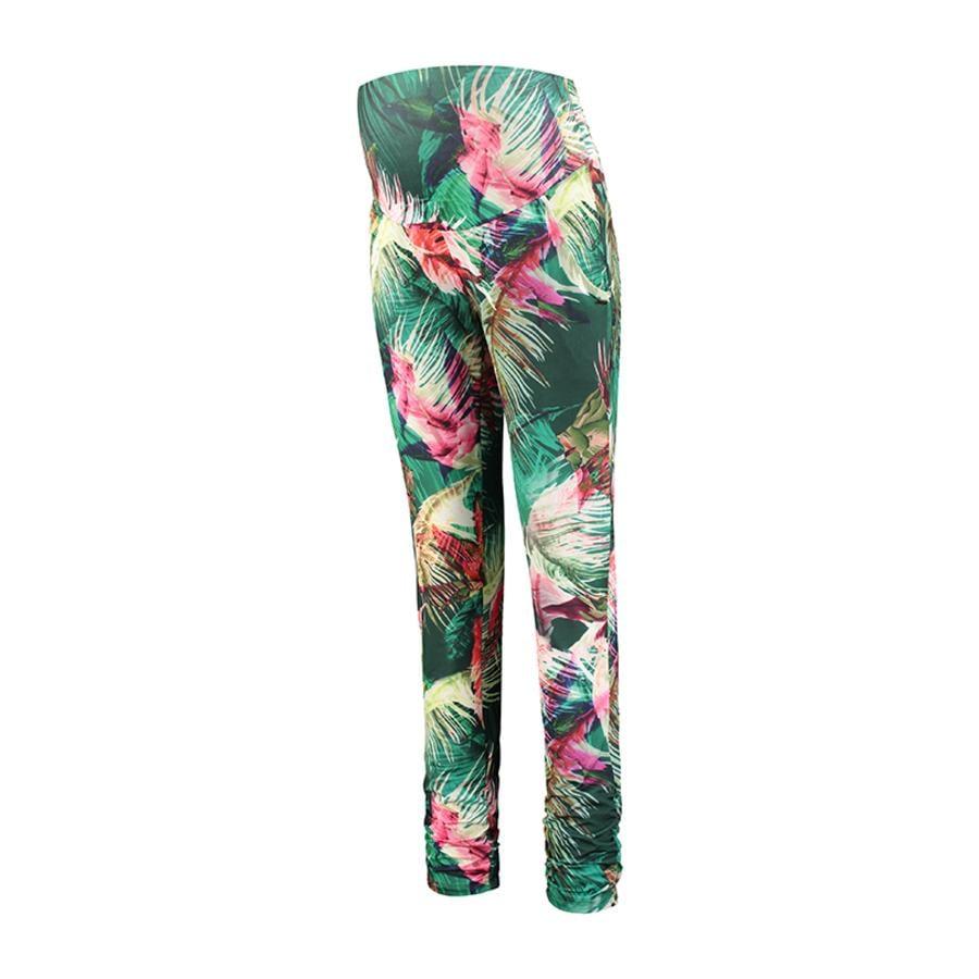 LOVE2WAIT Spodnie ciążowe Hawaje