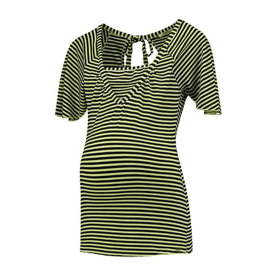 LOVE2WAIT  Ošetřovatelská košile Striped Lime