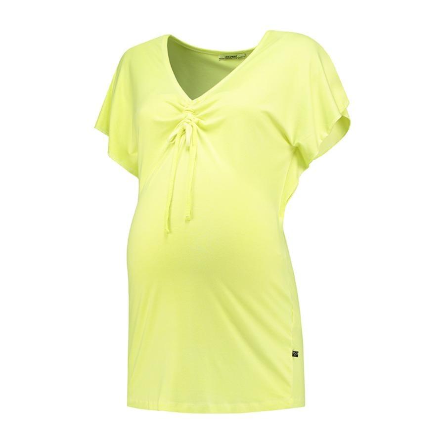 LOVE2WAIT  Umstandsshirt Lime