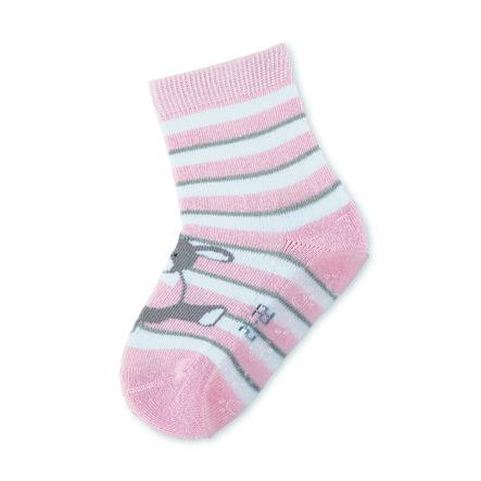 Sterntaler Girls Dlaždicový běhoun Air Emmi Girl soft pink