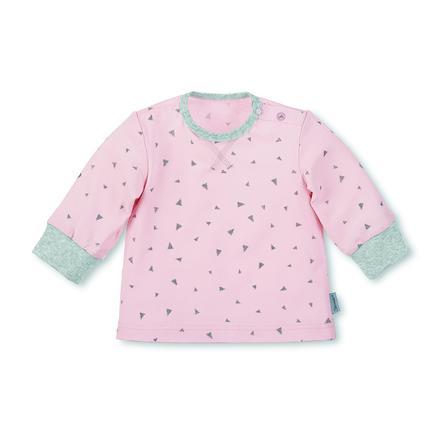 Sterntaler Koszula z długim rękawem, różowa Emmi Girl