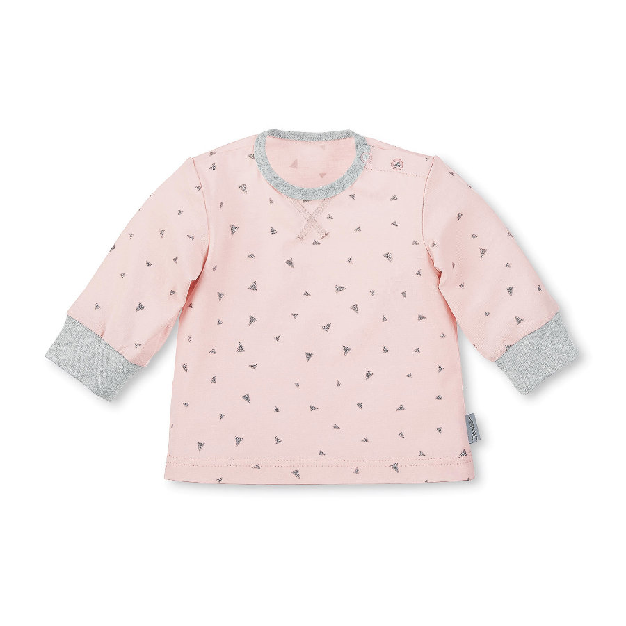 Sterntaler Chemise manches longues Emmi Girl rose