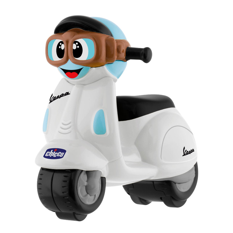 chicco Vespa Mini Turbo Touch, Weiß