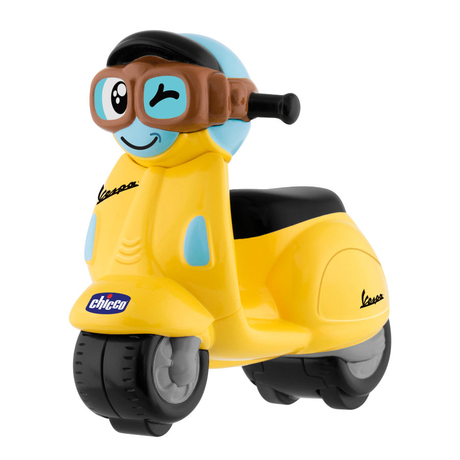 chicco Vespa Mini Turbo Touch, Gelb