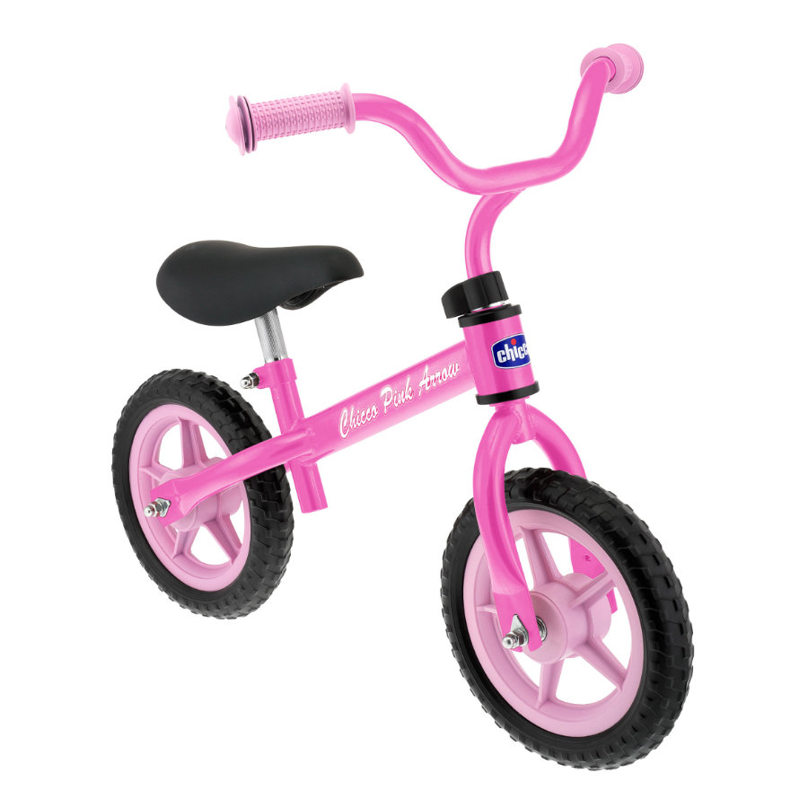 chicco Kinderfahrrad Pink Arrow