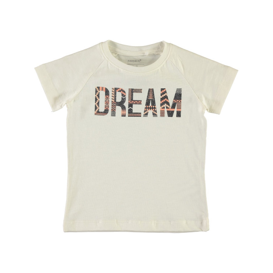 name it Girl s T-Shirt Garulla blanc brillant