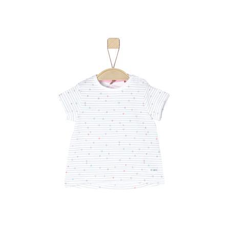 s.Oliver T-Shirt biały aop