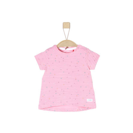 s.Oliver Girls T-Shirt light pink aop