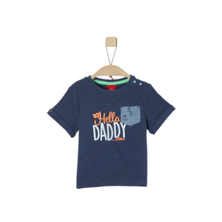 s.Oliver T-Shirt blu scuro