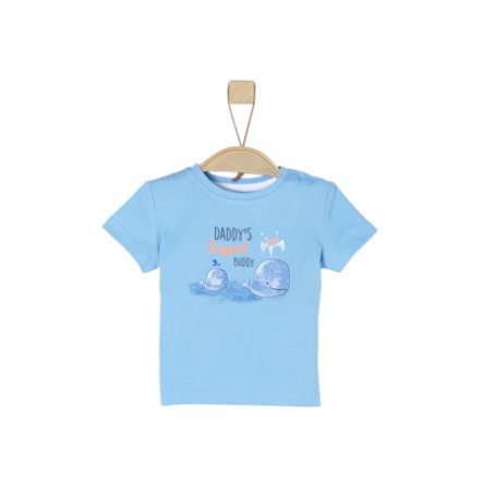 s.Oliver T-Shirt light blue