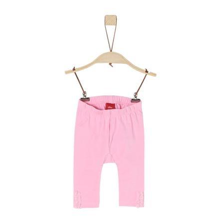 s.Oliver Leggings light pink