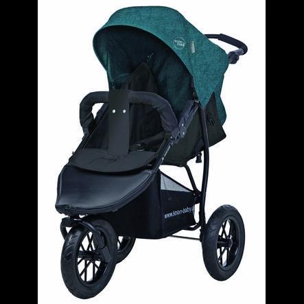 knorr-baby Sportwagen Joggy S Melange petrol