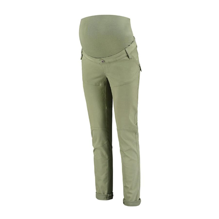 LOVE2WAIT Pantalon de maternité Army Green