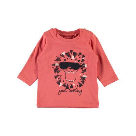 NAME IT poikien pitkähihainen paita Gamin maustettu koralli