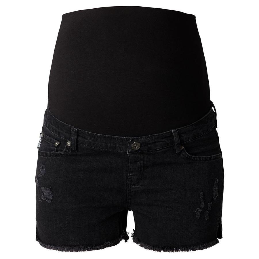 SUPERMOM omstandigheid korte broek zwart