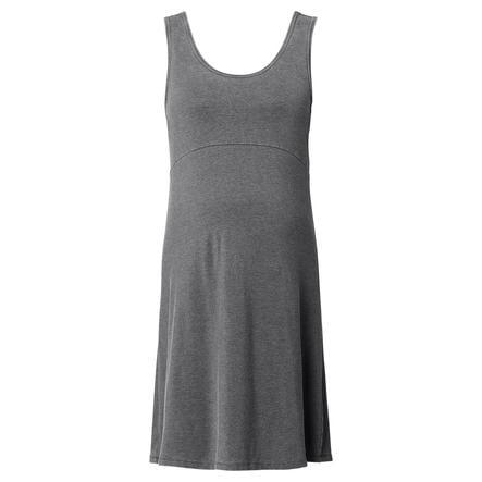 SUPERMOM Robe de grossesse gris lavé
