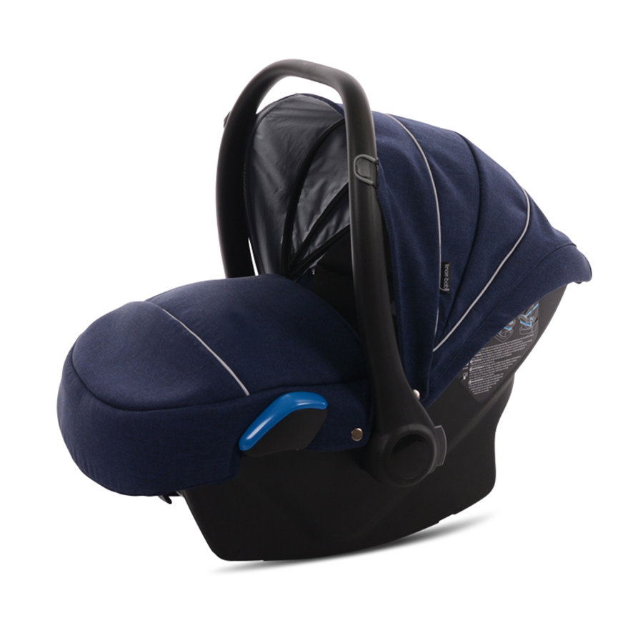 knorr-baby Ovetto Milan per passeggino Classico Emotion night blue