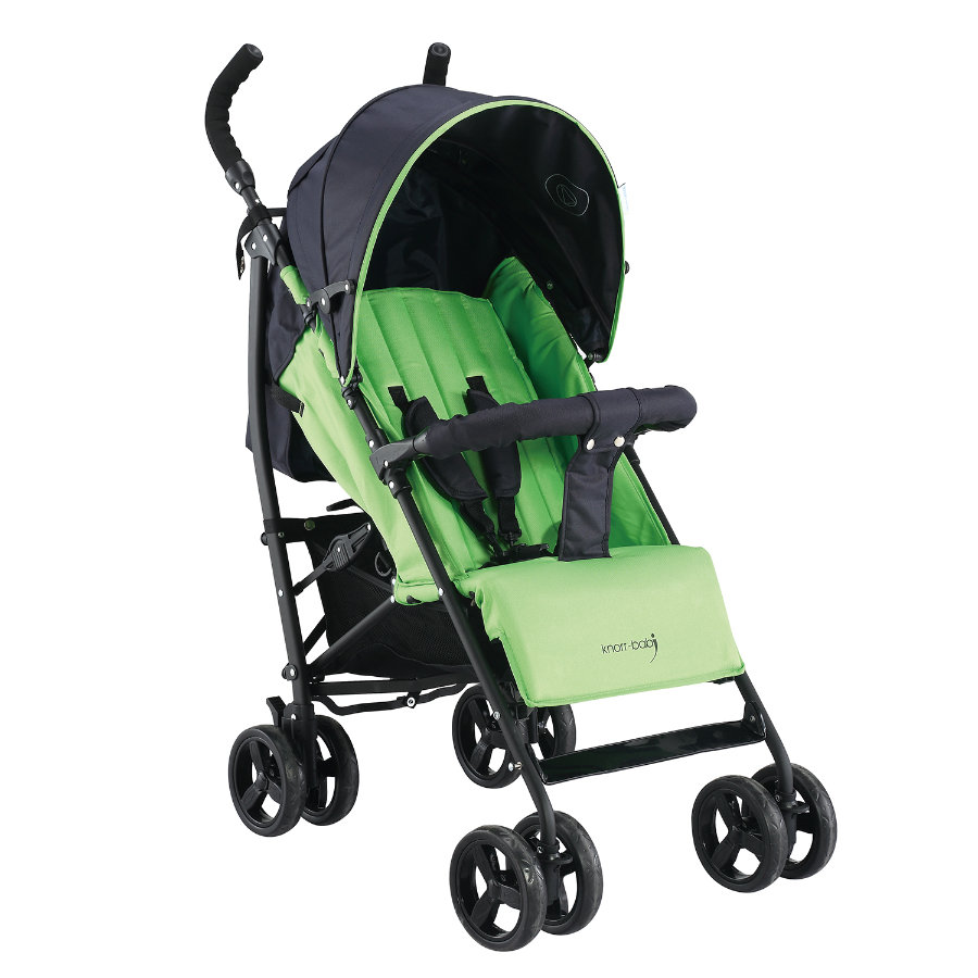 knorr-baby Passeggino leggero Styler Happy Colour verde