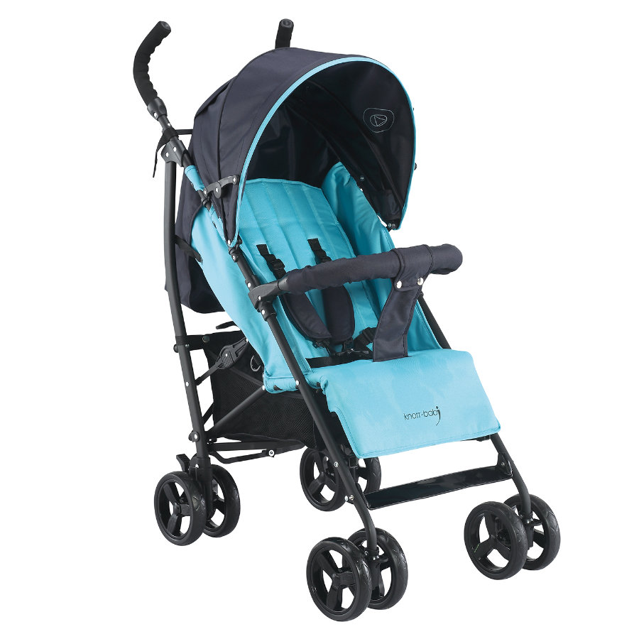 knorr-baby Buggy Styler Happy Colour blau