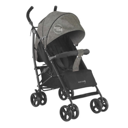 knorr-baby Passeggino leggero Styler Melange grigio