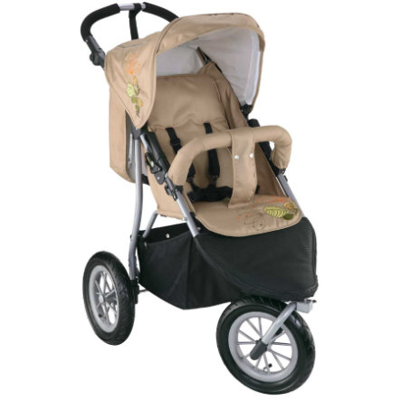 knorr-baby Joggy S 2018 camel-fleury