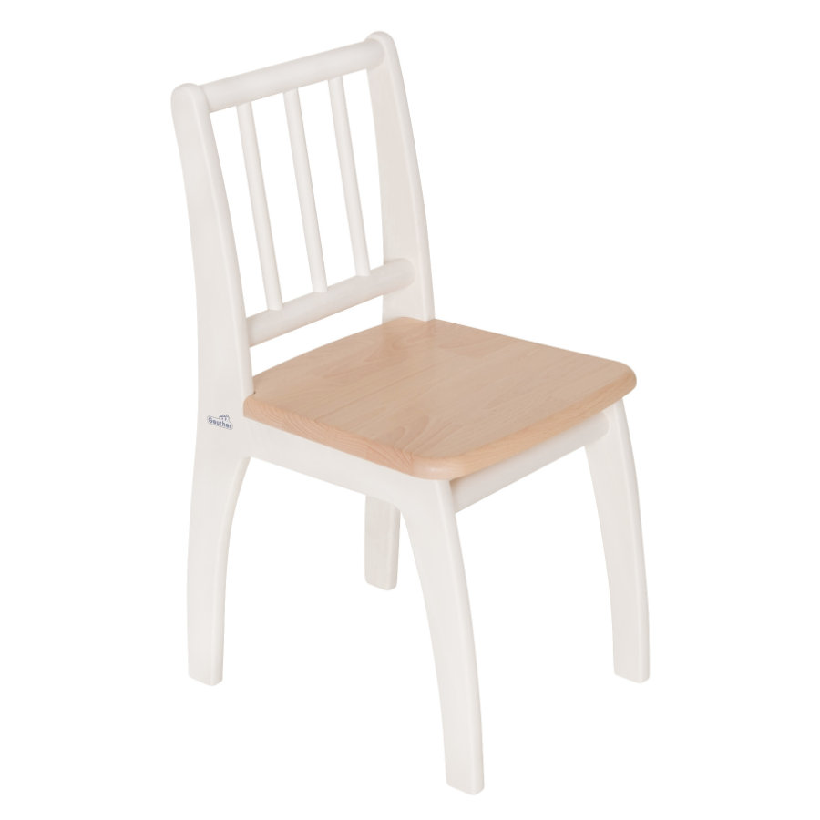 Geuther Chaise enfant Bambino, bois blanc/naturel