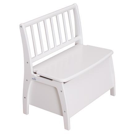 GEUTHER Dětská lavička Bambino - bílá
