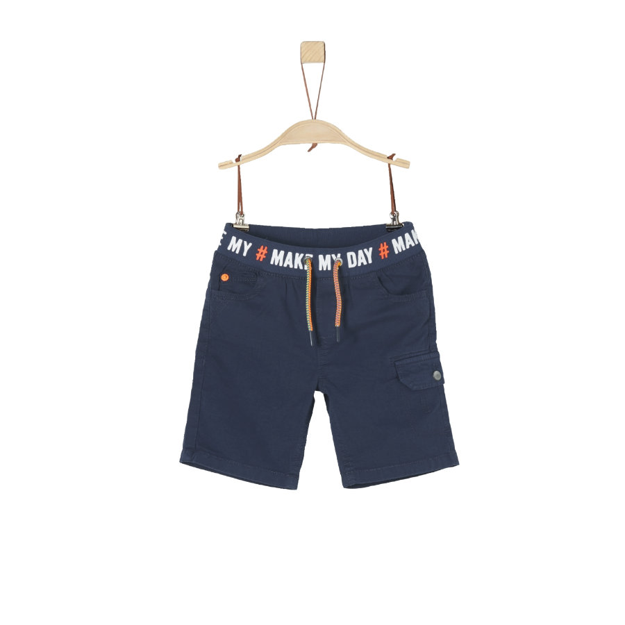 s.Oliver Boys Shorts dark blue