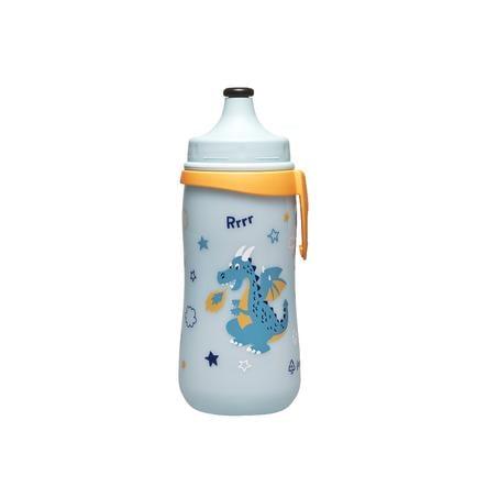 nip Kids Cup PP 330 ml Boy mit Push-Pull Verschluss Drachen Boy