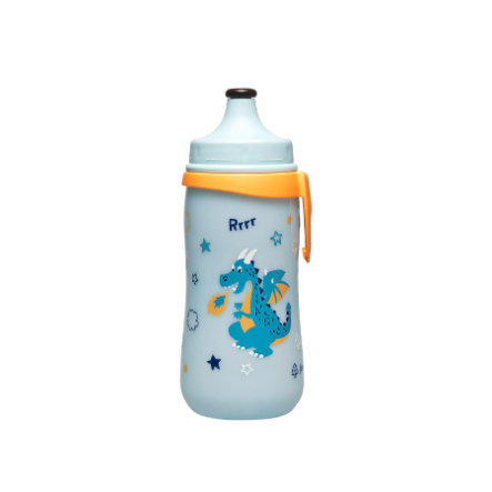 NIP PP Kids Cup 330 ml Family Boy mit Push-Pull Aufsatz