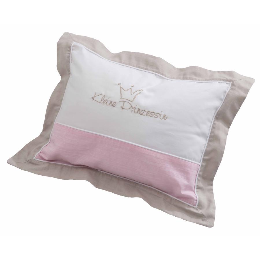 Be Be 's Collection Kuschelkissen Kleine Prinzessin rosa