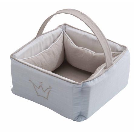Be Be's Collection Care Basket Malý princ modrý