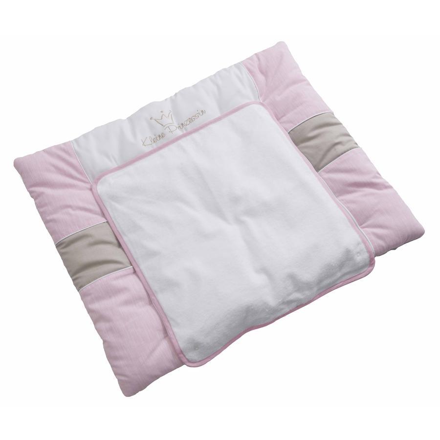 Be Be 's Collection Wickelunterlage Kleine Prinzessin rosa