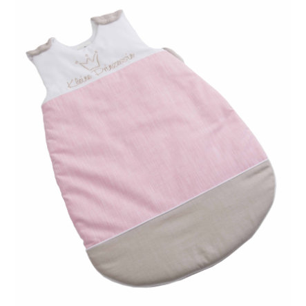 Be Be 's Collection Winter-Schlafsack Kleine Prinzessin rosa