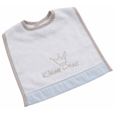 Be Be Be 's Collection Velcro Bib Little Prince blå