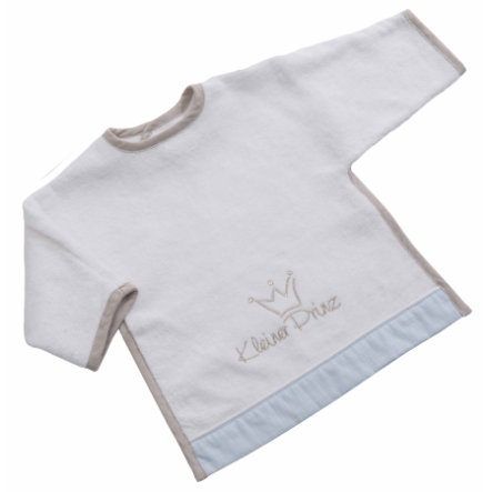 Být Colleciton Sleeve Bib s Velcro Little Prince blue