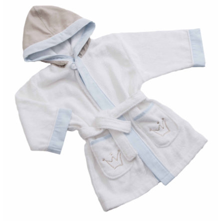 BeBes Collection Manteau de bain enfant petit prince bleu T.92/98