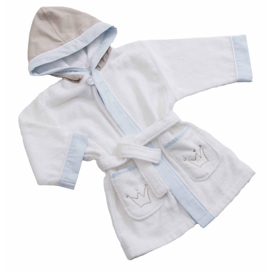 BeBes Collection Manteau de bain petit prince bleu T. 92/98