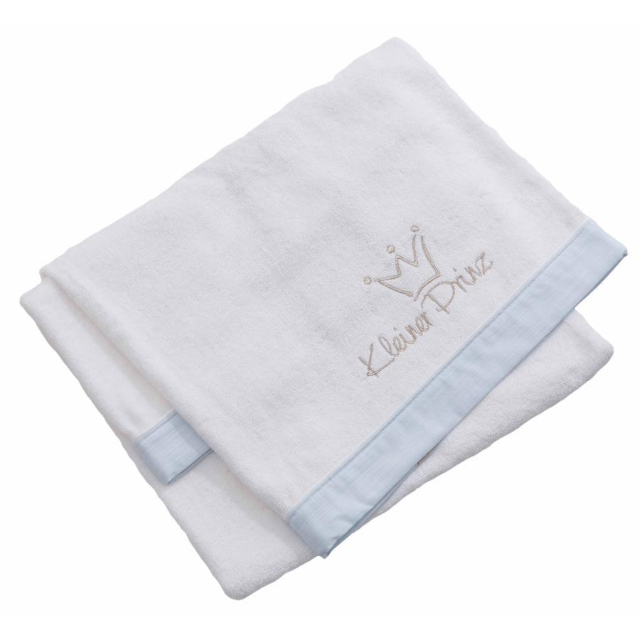 Be Be 's Collection Håndklæde Lille Prins blå 70 x 120 cm