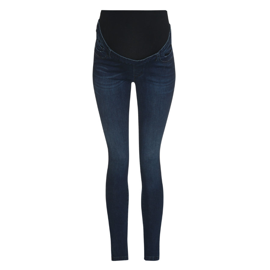 bellybutton omstandigheid spijkerbroek, donkerblauwe jeans, donkerblauw denim