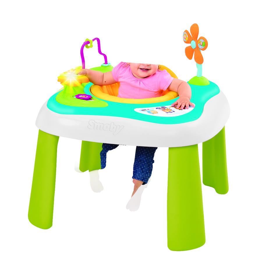 SMOBY Cotoons - Youpi Baby didaktický stoleček