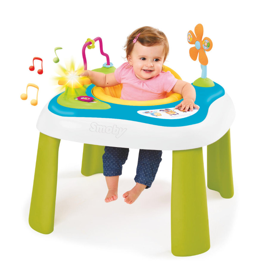 Smoby Table d'activités Cotoons youpi baby