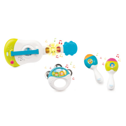 Smoby Coffret musical Cotoons, 4 instruments